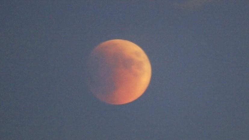 «Кровавую» Луну можно будет наблюдать из любой точки Крыма