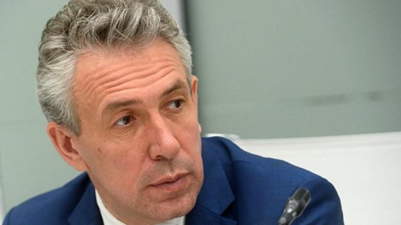 Горьков назначен замминистра экономического развития России