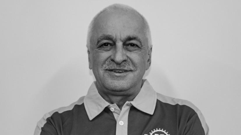 Тренер нескольких клубов КХЛ Шундров умер в возрасте 62 лет
