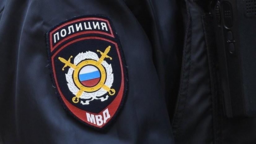Неизвестный напал с «острым предметом» на полицейского в центре Москвы