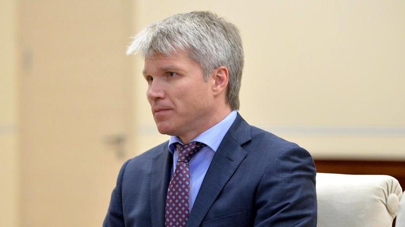 Колобков прокомментировал решение IAAF не восстанавливать ВФЛА