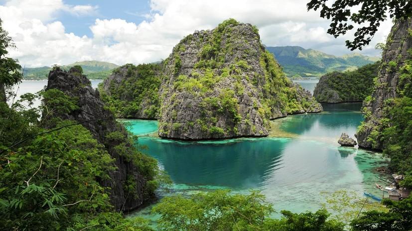 «Рай на продажу»: фильм RTД о борьбе экологов за филиппинский остров Палаван