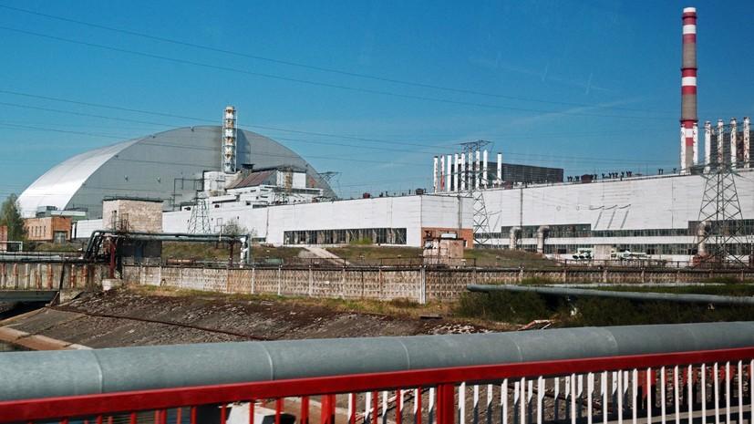 Гендиректор Чернобыльской АЭС подал в отставку