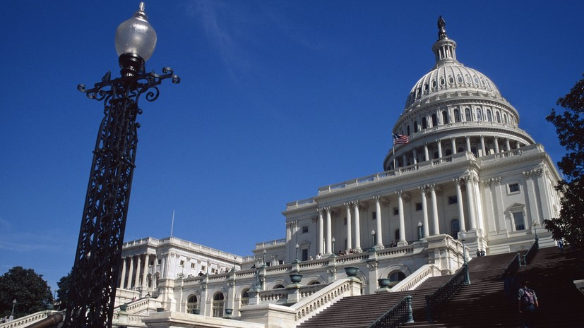 """Reuniões """"secretas"""": o Congresso dos EUA apresentou uma resolução pedindo a proibição de Trump de negociar com Putin em particular"""