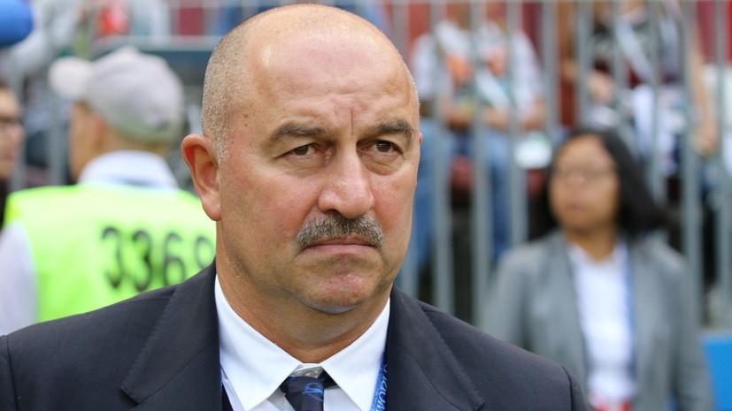 Черчесов заявил, что сам настаивал на контракте с РФС по схеме «2+2»