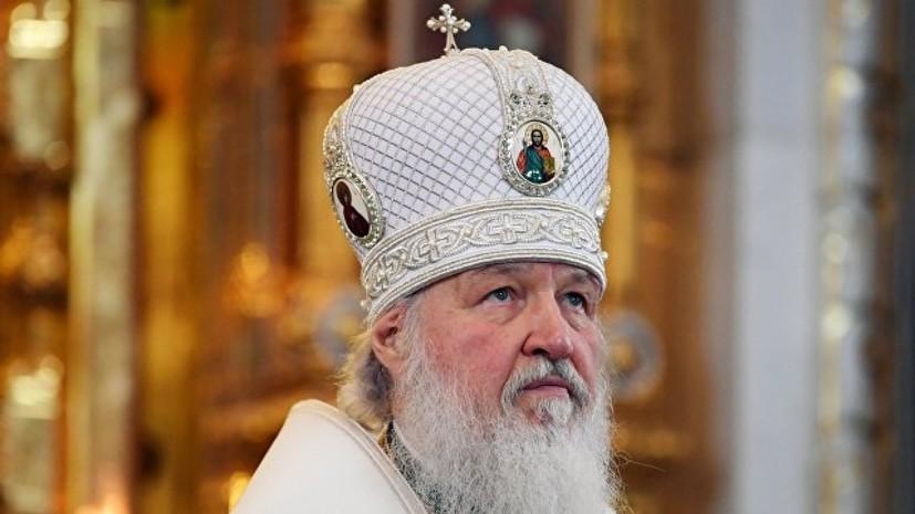 Патриарх Кирилл рассказал о значимости общей веры и культуры русских, украинцев и белорусов