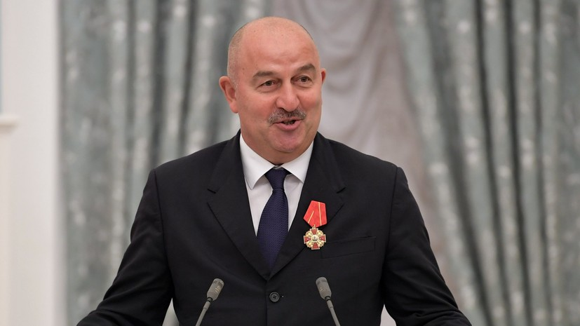 Черчесов: в моральном и эмоциональном плане Россия точно чемпион мира
