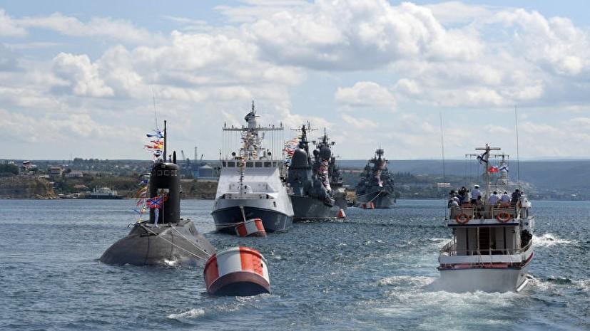 Путин примет участие в праздновании Дня ВМФ в Петербурге