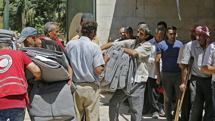 «Ситуация в регионе изменилась»: готова ли Европа поддержать усилия России по урегулированию конфликта в Сирии