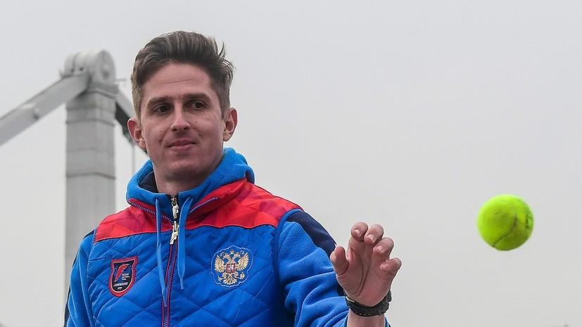 Андреев ответил на вопрос о привлечении Шараповой к играм за сборную России по теннису