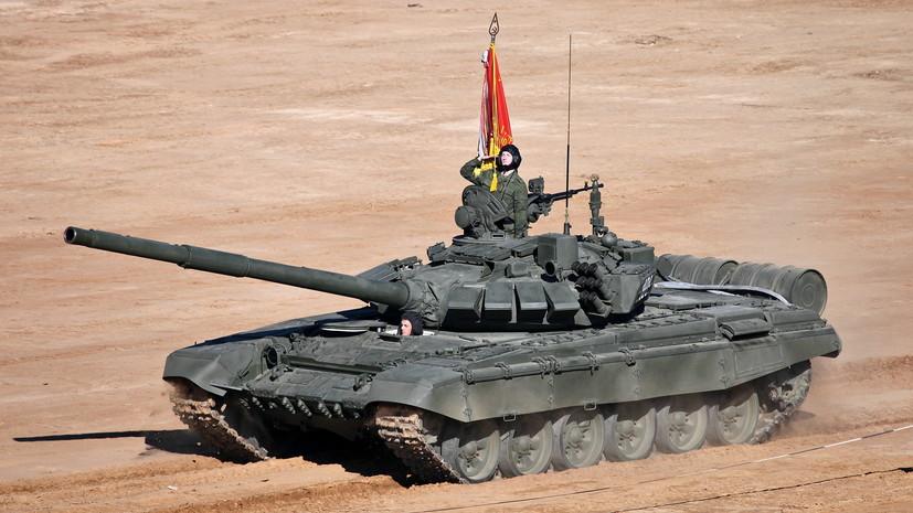 «Уралвагонзавод» готов переоснастить ВДВ России модернизированными танками
