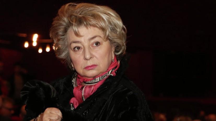 Тарасова заявила, что согласна с критикой Гамовой в адрес Минспорта