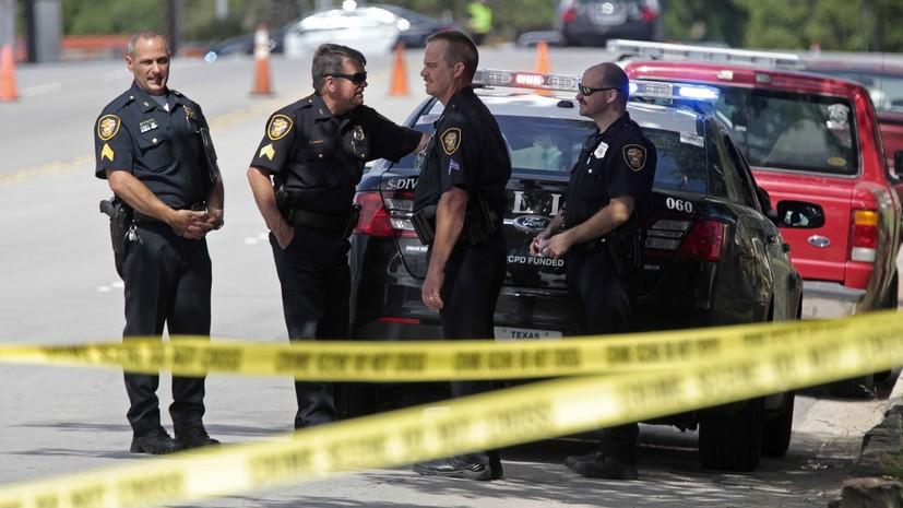 Полиция Техаса задержала грабителей в торговом центре Мак-Аллена после сообщений о стрельбе