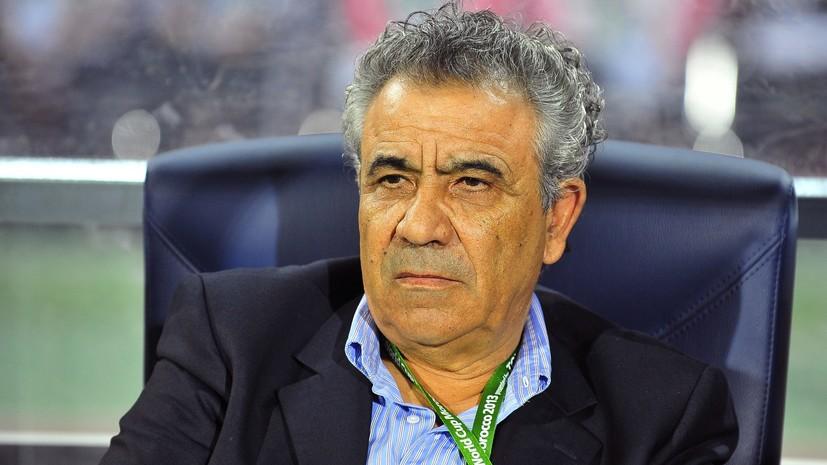 Стало известно имя нового главного тренера сборной Туниса по футболу