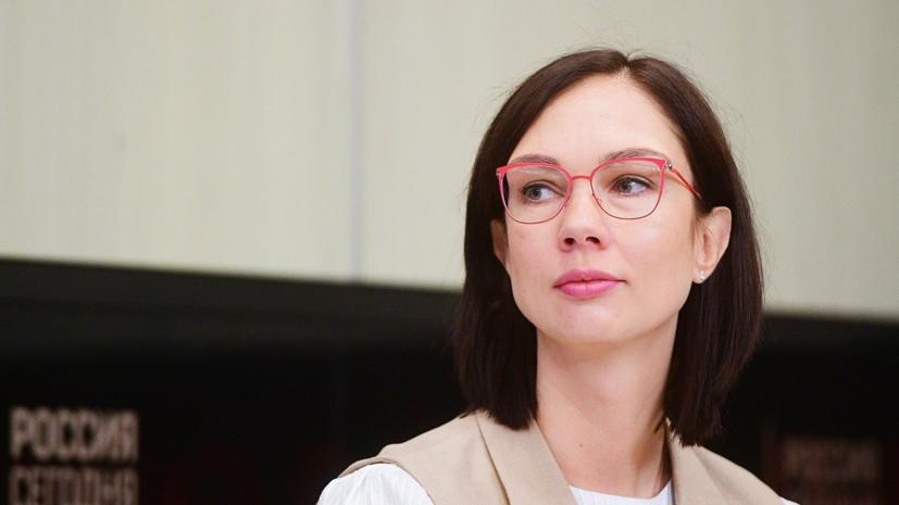 Гамова подчеркнула, что её критика направлена в адрес Минспорта, а не игроков сборной России по футболу