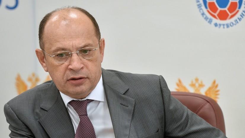 Глава РПЛ высказал мнение о критике в адрес Минспорта из-за присуждения футболистам сборной России званий ЗМС