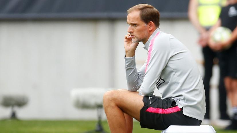 Тренер ПСЖ считает, что в годы проведения ЧМ по футболу нужно начинать клубный сезон позже