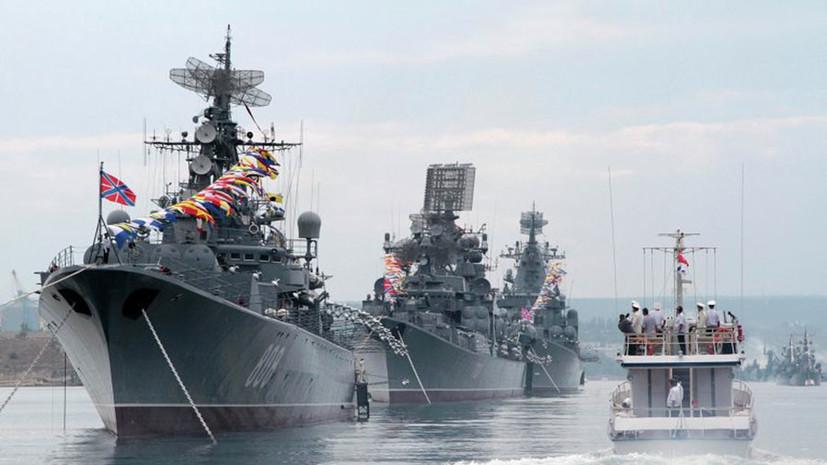 Черноморский флот до конца 2018 года получит шесть новых кораблей