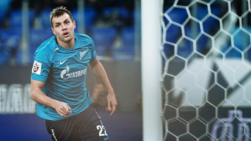 Победный гол Дзюбы и сюрпризы от Семака: как «Зенит» обыграл «Енисей» в первом матче сезона