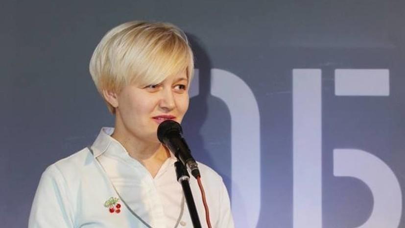 Украинская писательница сообщила, что штрафовала вожатых заразговоры нарусском