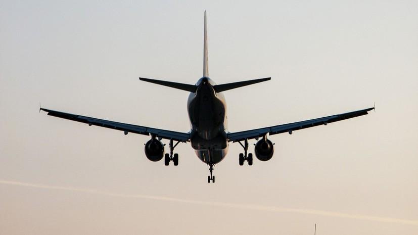 Источник: следовавший из Москвы в Хельсинки самолёт сел в Петербурге из-за инцидента на борту