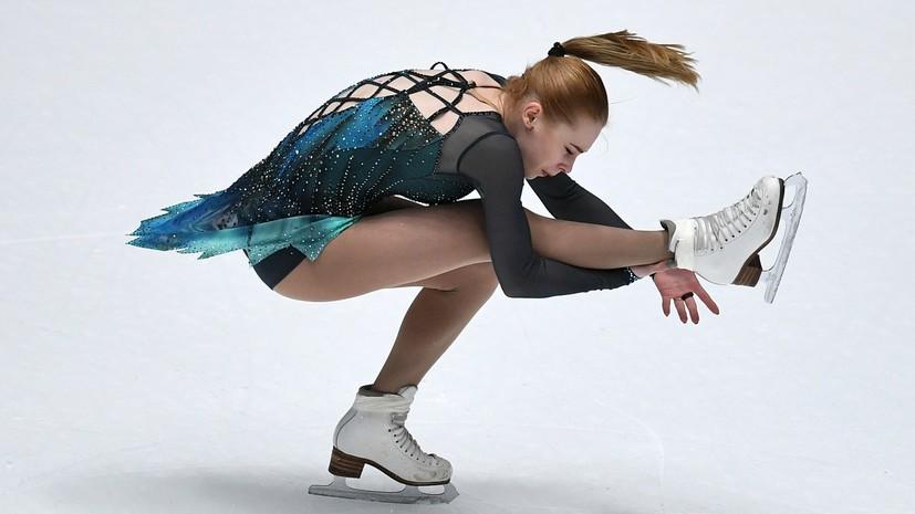 «Отказалась выходить на лёд»: от тренера Этери Тутберидзе ушла четвёртая за два месяца фигуристка