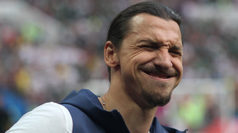 Ибрагимович оформил первый хет-трик в MLS