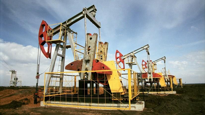 СМИ: Рост добычи нефти и газа в июне в России ускорился до 2,8% в годовом выражении