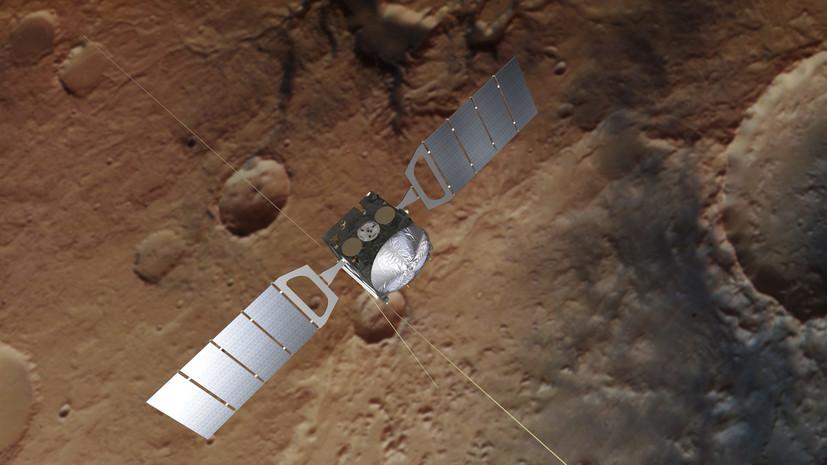 Вода на Марсе, спасение белого носорога и рацион «ледяного человека»: какие открытия совершили учёные в июле