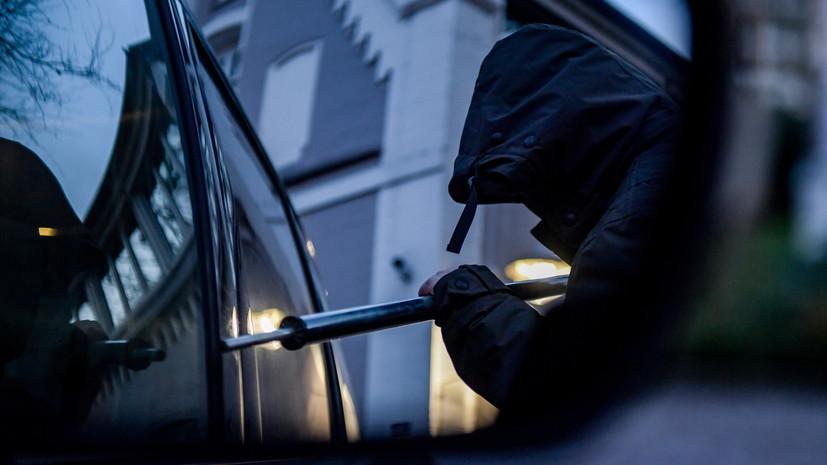 Путин подписал закон о возмещении угонщиками ущерба за порчу машины