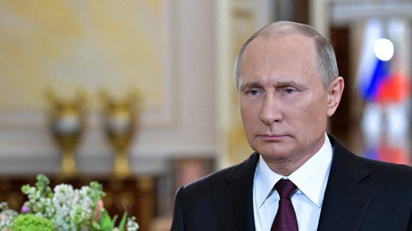 Путин и Бибилов обсудили российско-югоосетинское взаимодействие