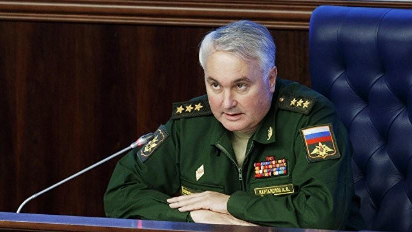 Военно-политическое управление создано в Минобороны России