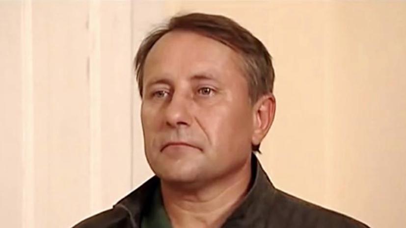 Умер актёр Сергей Шеховцов