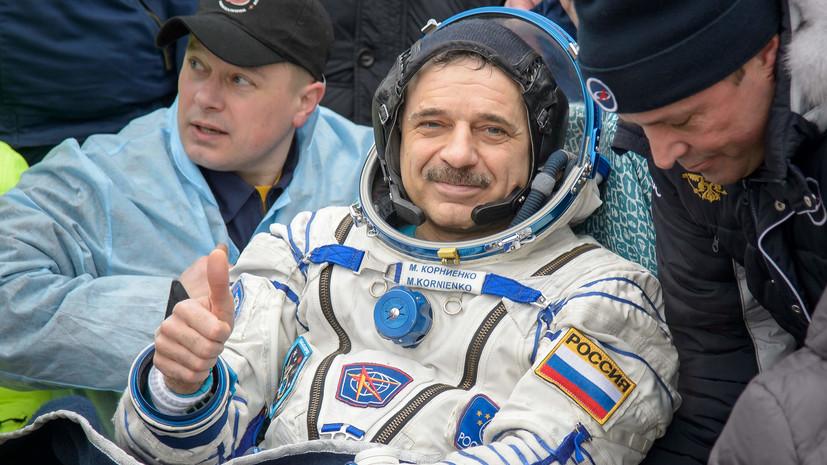 В Тольятти появится именная звезда лётчика-космонавта Михаила Корниенко