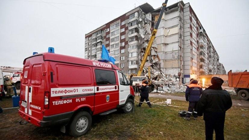 Жителя Ижевска наградят за спасение ребёнка при взрыве газа в жилом доме