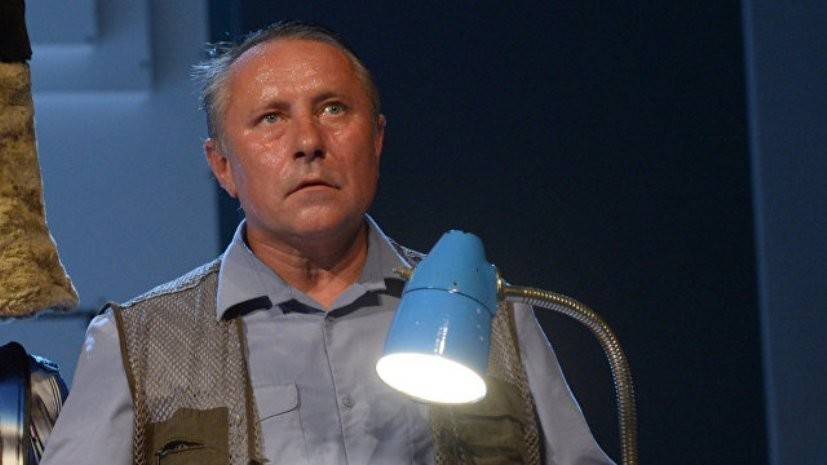 Андрей Мерзликин выразил соболезнования в связи со смертью Сергея Шеховцова