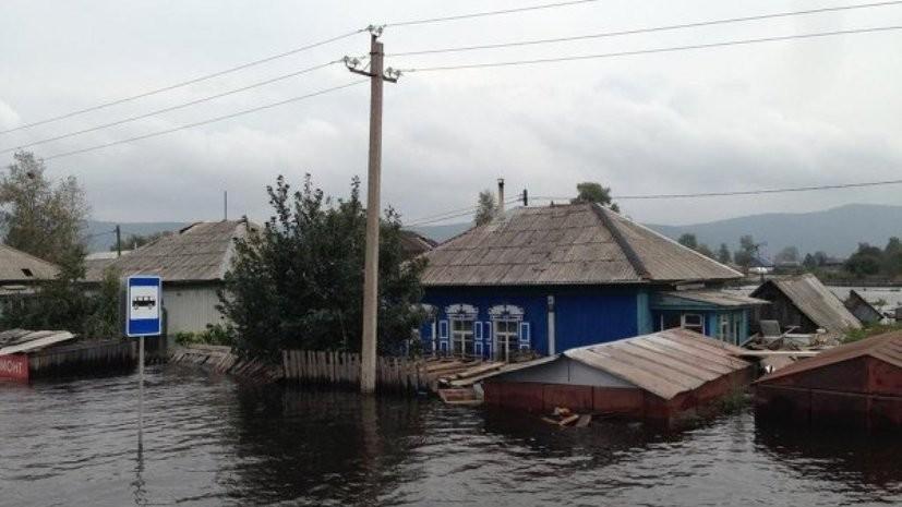 В Хабаровском крае более двух тысяч дачных участков могут оказаться в зоне подтопления