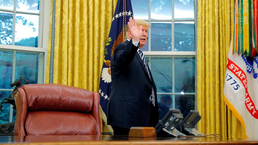 Адвокат рассказал о готовности Трампа ответить на вопросы спецпрокурора Мюллера