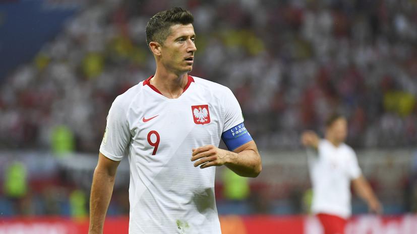 В Великобритании сообщили, что Левандовски стал главной трансферной целью «Челси»