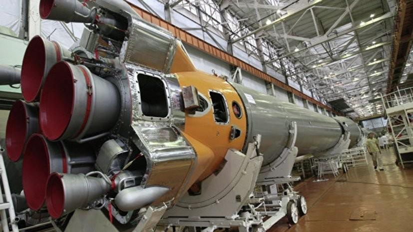 В НПО «Энергомаш» рассказали о начале разработки нового ракетного двигателя на метане