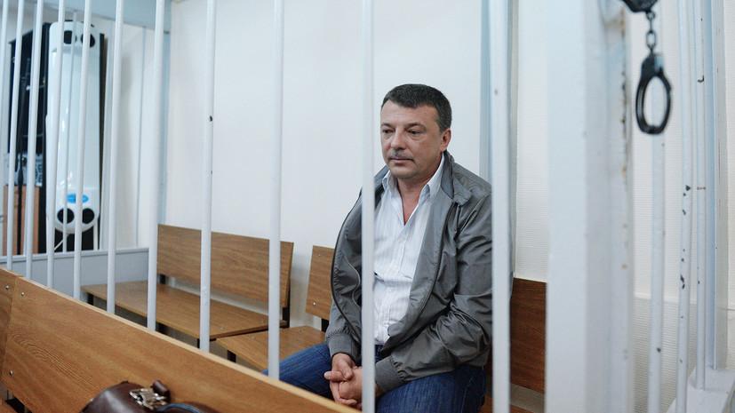 Верховный суд признал законным приговор главе УСБ СК России Максименко
