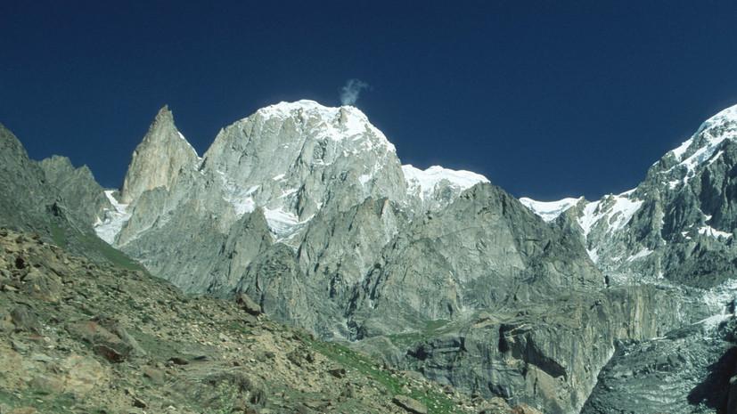 Президент федерации альпинизма рассказал о состоянии спасённого в Пакистане россиянина