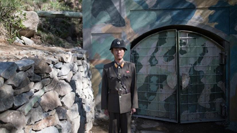 Эксперт прокомментировал сообщения о наличии признаков производства в КНДР новых ракет