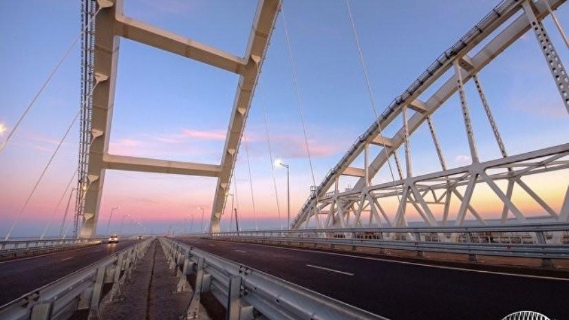 В Крыму заявили о существенном росте перевозок по «единому билету» благодаря Крымскому мосту