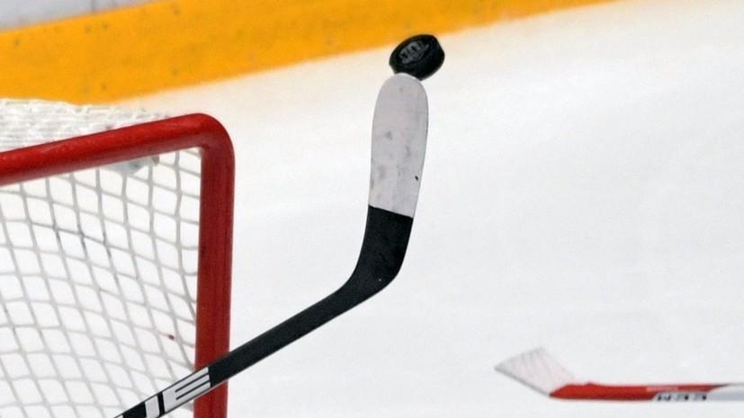 Товарищеский матч «Автомобилиста» не был доигран из-за травмы одного из хоккеистов