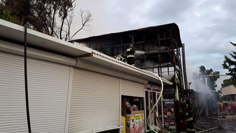 Тела погибших при пожаре в Сочи перевезут на их родину за счёт городских властей