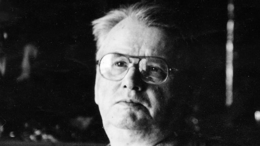 Умер заслуженный художник России Георгий Вопилов