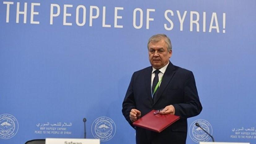 На линии разграничения между Сирией и Израилем может заработать миссия ООН