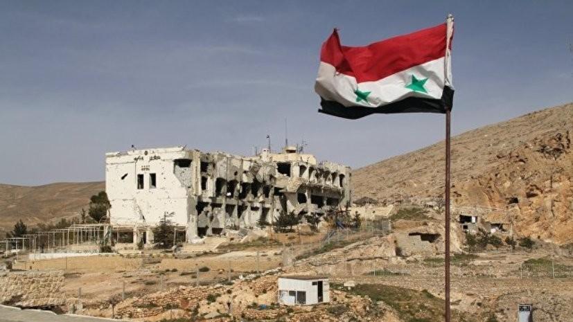 ЦПВС: представители незаконных вооружённых формирований в Сирии продолжают сдавать оружие