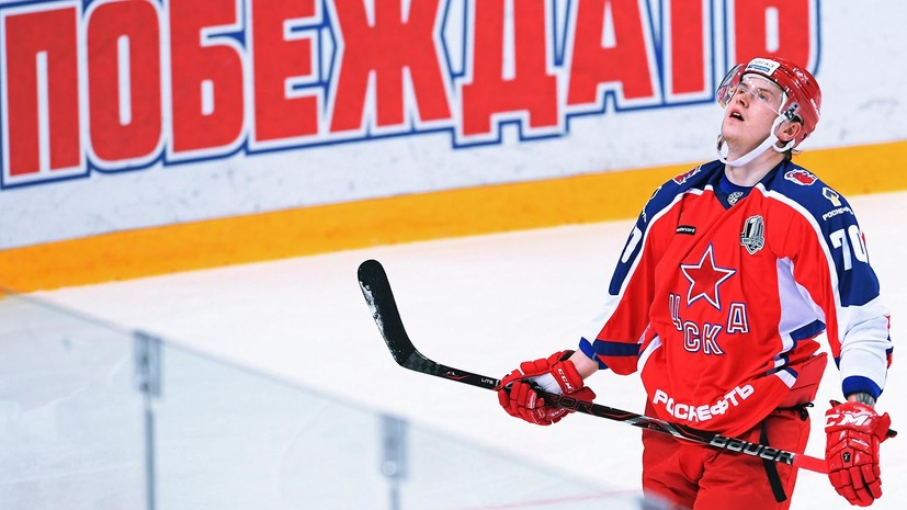 СМИ: Хоккеист Шумаков может перейти в «Ак Барс» или «Авангард»